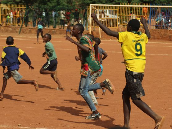Africa's trafficked footballers