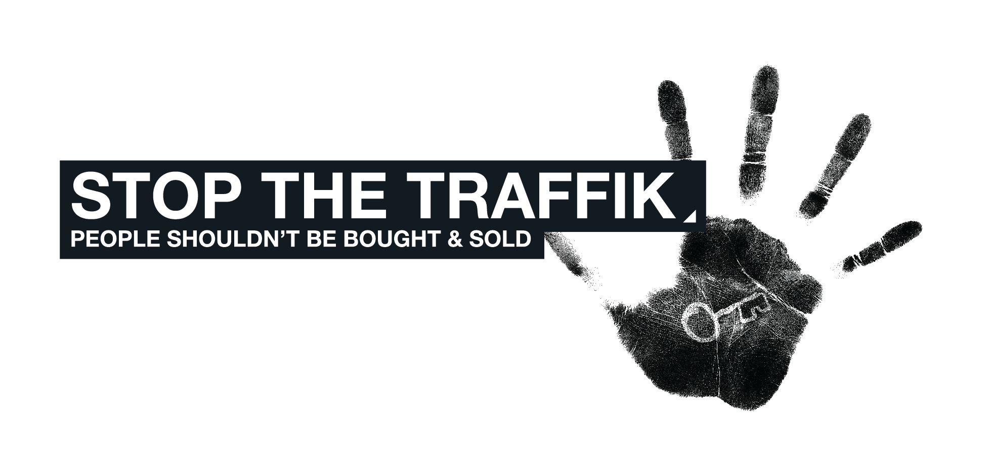 Image result for stop the traffik logo
