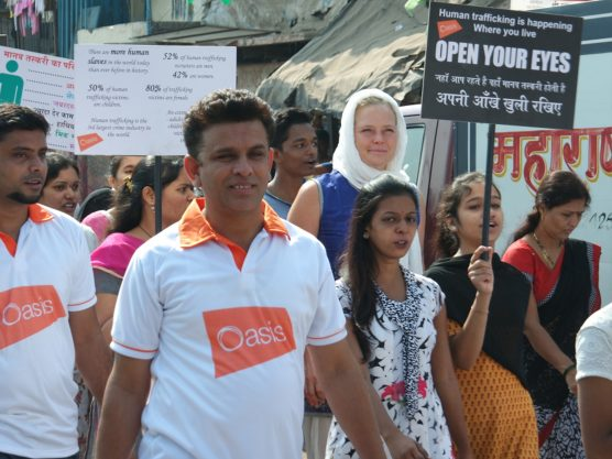 STOP THE TRAFFIK Goes to India!