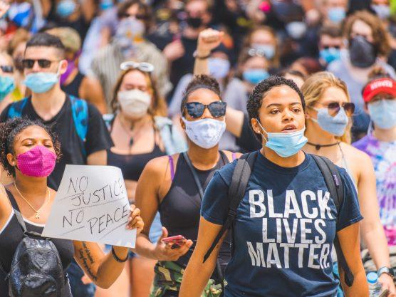 STOP THE TRAFFIK statement on the #BlackLivesMatter movement