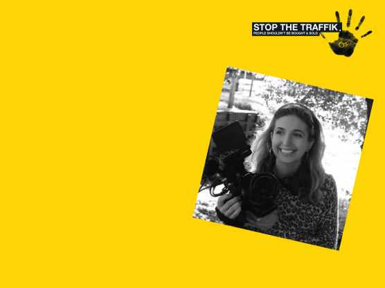 5 Questions with…STOP THE TRAFFIK's Communications Project Manager